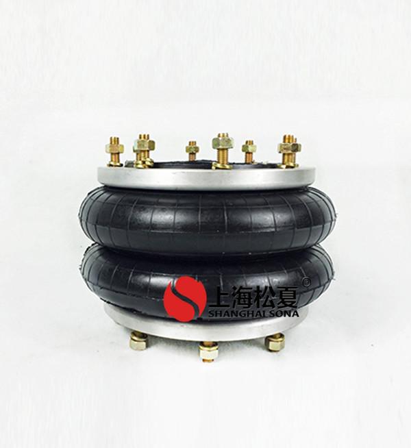 橡胶空气弹簧曲线具有哪些特点?
