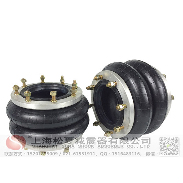 气囊空气弹簧具体的优点有哪些?