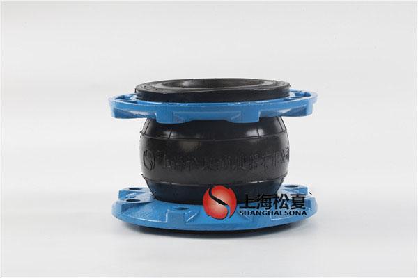 DN125球墨法兰EPDM材zhi橡胶