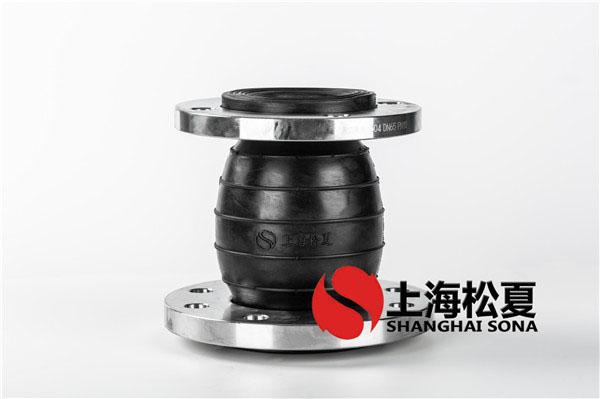 KYT-DN80×65-304不锈钢法兰同心异径橡胶jie头