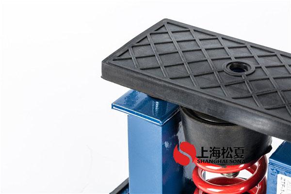 橡胶减震器使用过程中的特殊类型和特殊性能要求