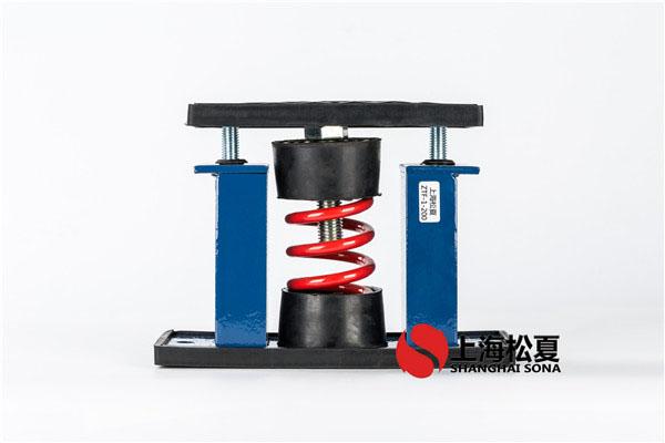 消防管道增压泵减震器使用要求