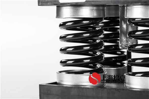 吊式弹簧减震器的减震原理
